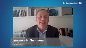 Gordon Brown and Lawrence Summers on need for global collaboration:  'History will judge us' - YouTube