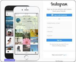 insram sign up account registration insram insram app