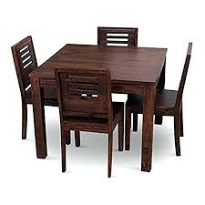 real wood dining table solid wood dining room tables and chairs home edge 4 wooden table
