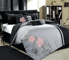 dark grey duvet cover king dark grey super king duvet cover 12pc jessica grey pink dark