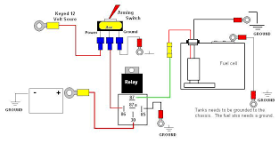 wiring diagrams dedicated fuel cell wiring diagram