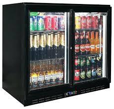glass beverage refrigerator beverage refrigerator glass door glass door beverage cooler image collections doors design ideas