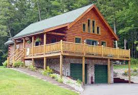 Small Log House Floor Plans  Cabin Home Plans At Family Home Cabin Floor Plans