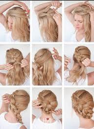 Hairstyle Braid how to make twist braid updo hairstyle tutorial 5976 by stevesalt.us