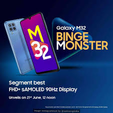 Samsung Galaxy M32 will be launched in ...