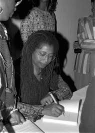 florida memory photographs related to zora neale hurston from alice walker signing autographs at the zora neale hurston festival 1990