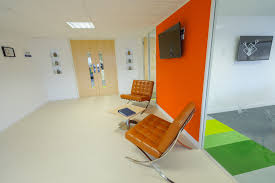 Orange And White Kitchen Office Incredible Break Room Design With White Kitchen Cabinet