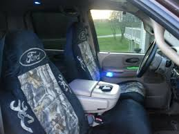 camo seat covers ford f150 forum