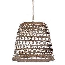 Large Basket Light | South of Market