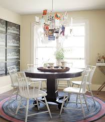 country cottage furniture ideas. dining room with round table and modern chandelier country cottage furniture ideas o