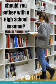The 25 Best High School Resume Ideas On Pinterest College