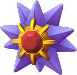 Pokemon Go Starmie Max Cp Evolution Moves Spawn Locations