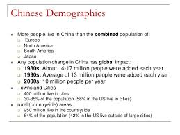 case study s one child policy one child policy 2 chinese demographics