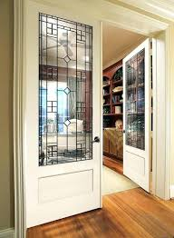 wood and glass interior doors extraordinary glass interior door den with interior wood french doors stained wood and glass interior doors