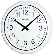wall clock for office. Large Waterproof Radio Controlled Wall Clock For Office O