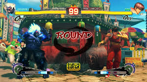 super street fighter iv arcade edition pc gameplay oni vs guy