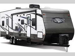 kz sportsman sportster toy hauler travel trailer