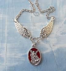 st saint michael archangel medal