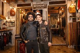 the cost of authenticity a day in tuscany s leather route with benheart italy