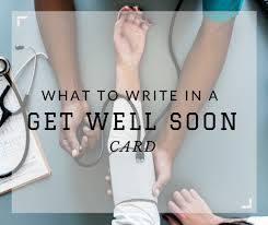 Get Well Soon Messages For A Sick Friend Partner Or