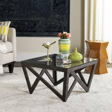 Famous Coffee Table Designers Fox4243a Coffee Tables Furniture By Safavieh