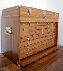 for wooden tool box chest peter joiners notes sliding trays rhallemandwin diy machinist pdf build a