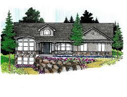 How To Design Basement Floor Plan Inspiration Creations West View Plan R4848