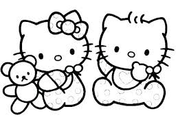 Cute Cat Coloring Pages Cute Kitty Coloring Pages Cute Cat Coloring