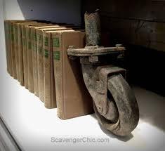 Repurposed Repurposed Books And A Hidden Lockbox Scavenger Chic