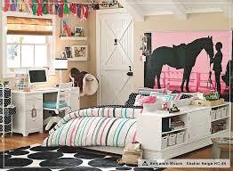 Marvelous Horse Theme Bedroom Design Teen Girl Decor Equestrian