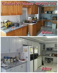 oak kitchen cabinets painted benjamin moore hc 170 stonington