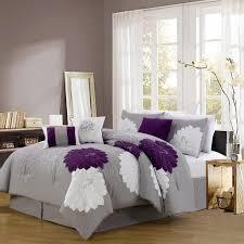 Purple And Gray Bedroom Purple And Gray Bedroom Design Best Bedroom Ideas 2017