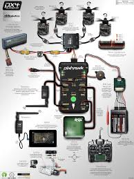 1053 best drones images on pinterest drones, drone technology 3-Way Switch Wiring Diagram at X3 Ucav Wiring Diagram