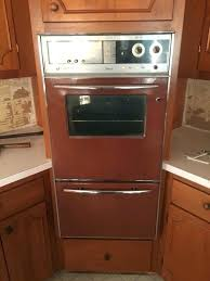 vintage wall oven electric old parts thermador manual