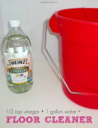 Use vinegar as a fabric softener.