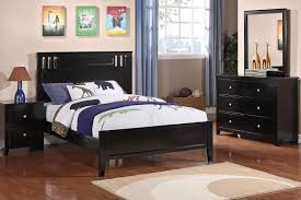 Cheap Full Size Bedroom Sets Table Lamp On Bedside Black Table Brown Wooden  Headboard Bed Cream Wall Ideas Bedroom Setting Design Ideas Furniture Set  Home ...