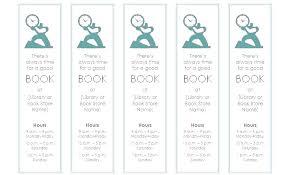 Bookmark Printing Template Bookmark Template Download In
