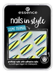 Купить <b>накладные ногти на клейкой</b> основе nails in style cosmic ...