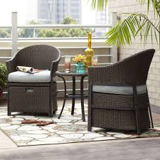 Garden treasures south point 5 piece outdoor conversation set at lowes canada