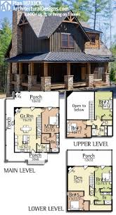 small cabin designs with loft floor plans mountain