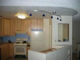 kitchen pendant track lighting fixtures island light tableware refrigerators decorative vaulted