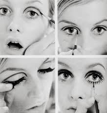 how to do eye makeup from the 60s let yourself be beautiful