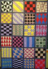 60 best Tessellation quilts images on Pinterest | Modern quilting ... & Jennifer Smith, teacher, Stewartsville Middle School: