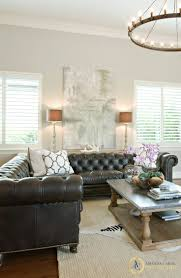 Leather Sectional Living Room 25 Best Ideas About Leather Sectional Sofas On Pinterest
