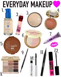 i want to start incorporating some lifestyle types of posts on here i thought i would start off by sharing my everyday makeup routine