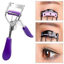 <b>Random Color</b> New Cosmetic Beauty Big Eye <b>Curling</b> Clip With ...