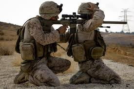 Marine Corps Scout Sniper Undisclosed Location Southwest Asia U S Marine Corps Scout
