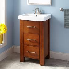 Home  Bathroom   Owens Vanity Oak  Oak Bathroom Vanity TSC - Oak bathroom vanity cabinets