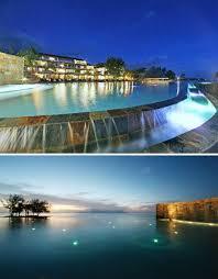 residential infinity pool.  Pool Manava Suite Resort Polynesia In Residential Infinity Pool