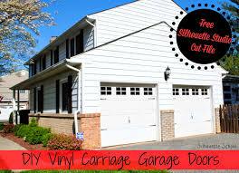 faux carriage garage doors. Delighful Doors Vinyl Faux Carriage Garage Doors DIY Do It Yourself Free Throughout Faux Carriage Garage Doors